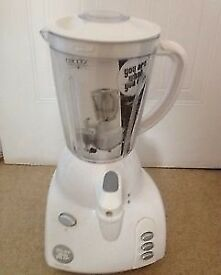 Smoothie Maker & Ice Crusher