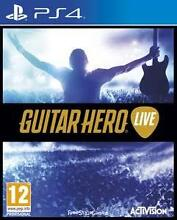 Ps4 game guitar hero. Game only Kallangur Pine Rivers Area Preview