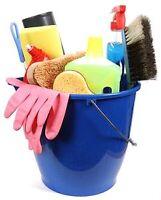 Femme de ménage ou entretien de bâtiment