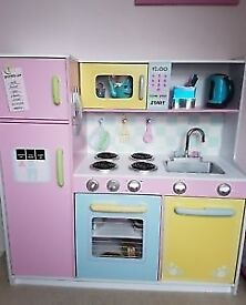 Beautiful Childs Wooden Kitchen GLTC
