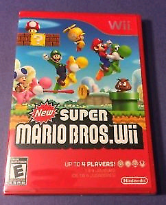 LOOKING FOR Super Mario Bros Wii Game