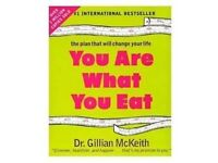 Gillian Mckeith / You Are What You Eat Book