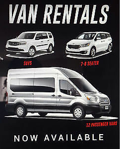 !!!!!! SUMMER SPECIAL CARS AND 12-15 SEATER VAN RENTAL!!!!!