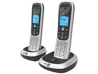 BT 2100 Cordless Telephone – Twin Brand New £25