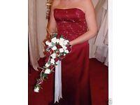 ALFRED ANGELO WEDDING OR BRIDESMAID DRESS