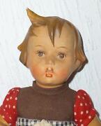 Uralte Puppe