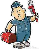 Plumbing service and installations