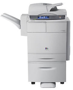 Samsung MultiXpress C8380ND Colour Laser fax, printer, scanner