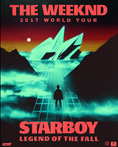 The Weeknd Tickets Sept 9 ACC