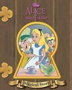 Disney Alice in Wonderland Book