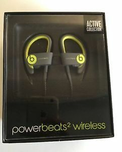 PowerBeats2 Wireless Earphones Brand new  sealed box from Apple Belleville Belleville Area image 1