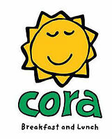 P/T Host/Hostess for Cora, waterloo