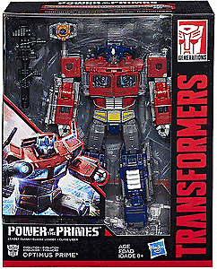 Transformers OPTIMUS PRIME Power of the Primes BRAND NEW SEALED
