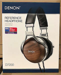 Denon AHD7200 Reference Over-Ear Headphones (brand new)