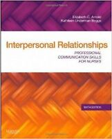 Interpersonal Relationships 6th edition