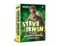 crocodile hunter dvd