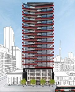 Assignment sale. Smart House condos at University and Queen W