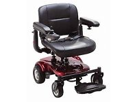 Rascal P321 mobility Power Chair. As new condition.