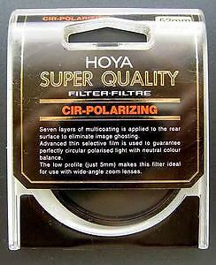 Filtr HOYA Super Quality Cir-polarizing 52 mm