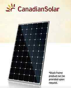 Premium 280W Solar Panels- new on skids, off grid, inverter too