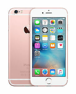 Rose Gold iPhone 6 16GB