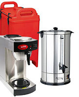Beverage Equipment - Serve Coffee To Your Customers