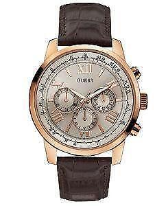 guess watches for men new used men s guess leather watches