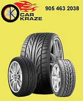 905 463 2038 summer tires sale Brampton CarKraze