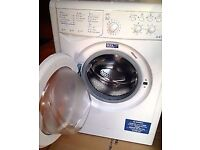 76 Indesit IWDC6105 6+4kg 1000 Spin White Sensor Dry Washer/Dryer 1 YEAR GUARANTEE FREE DEL N FIT