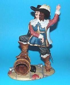 Royal Doulton figurin Dartanian  perfect condition Hendra Brisbane North East Preview