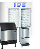 Commercial Ice Machines For Sale - For Restaurants and Hotels
