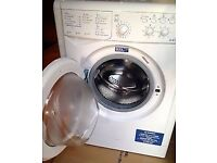 89 Indesit IWDC6105 6+4kg 1000 Spin White Sensor Dry Washer/Dryer 1 YEAR GUARANTEE FREE DEL N FIT