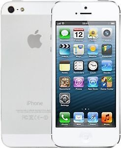 iPhone 5/white/16gb/ perfect condition