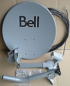 Bell Satellite I'm looking to buy dishes receivers LNB's tripote