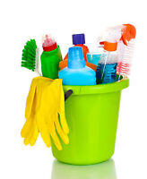 Looking for cleaners to join our team