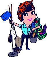 Bi-weekly Wednesday Cleaning/Cleaner Available
