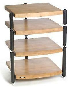 hifi rack ebay. Black Bedroom Furniture Sets. Home Design Ideas