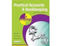 Practical Accounts and Bookkeeping+ FREE SAGE 50 IN EASY STEPS 2010