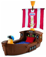 Lit de tout-petit pirate Little Tikes Pirate Toddler Bed