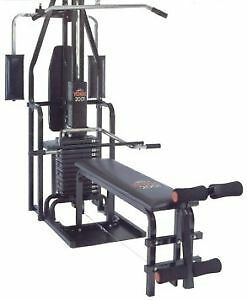 YORK 2001 HOME GYM
