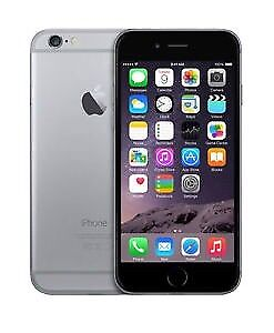 iPhone 6 brand new in box 32 GB space grey