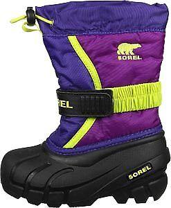Brand New Kids Sorel Boots Size 6
