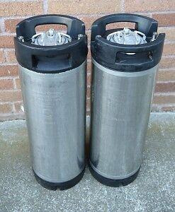 Beer kegs used for U-Brew