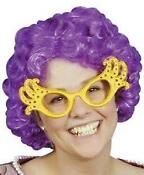 Dame Edna Fancy Dress