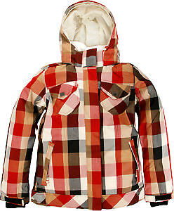 Powder Room X5 Meteor Women's Snowboard Jacket - Herringbone Box