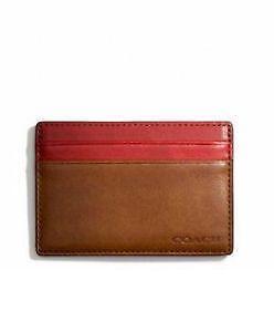 Coach card case ebay coach card case mens reheart Image collections