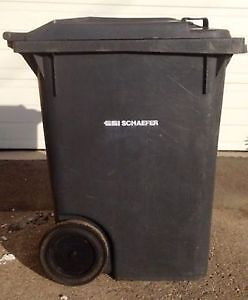 Large Portable Refuse Containers