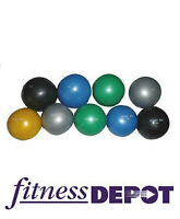 CIBER Weighted Pilates Balls MBWPILB01