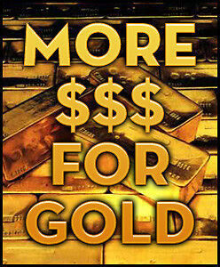 WE BUY GOLD AND PAY TOP PRICE TO YOU