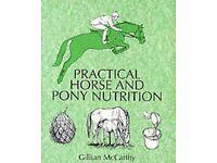 PRACTICALHORSE AND PONY NUTRITION